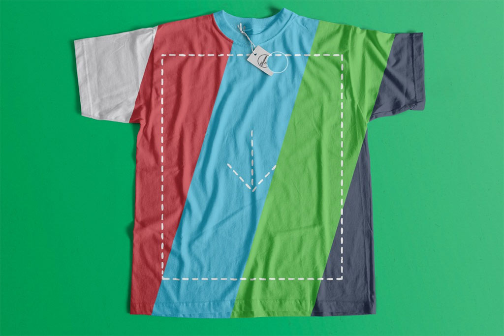 Flat T Shirt Mockup Mockup World