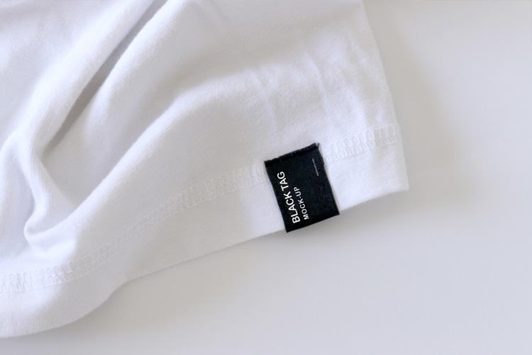 Cloth Tag Mockup Mockup World