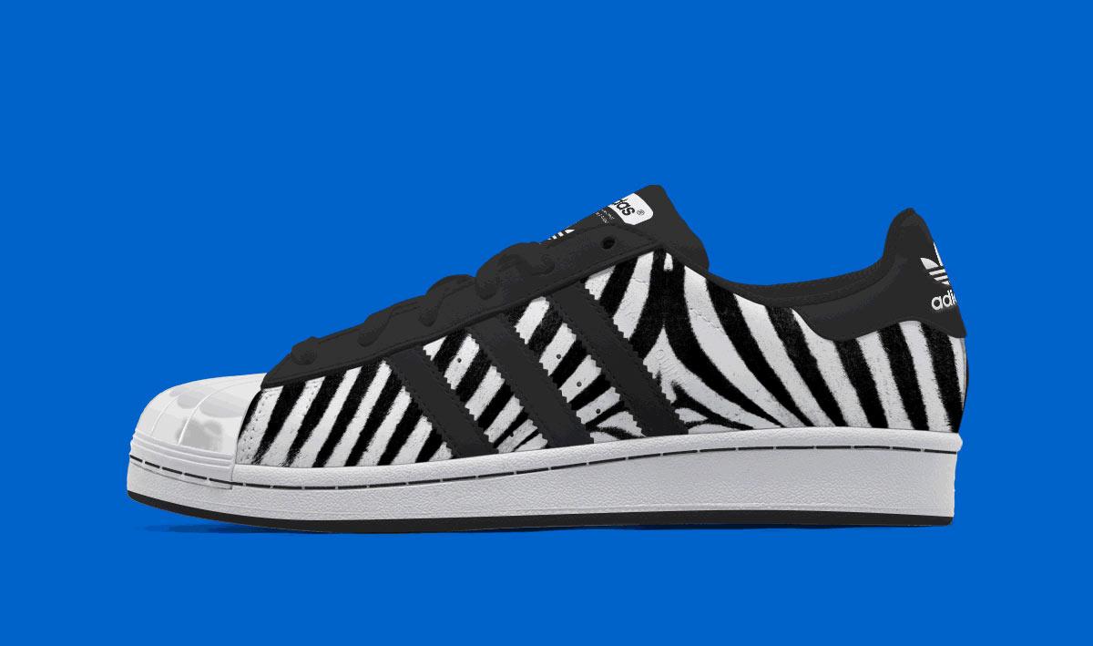 Adidas Superstar Sneaker Mockup Mockup World  Mockup World