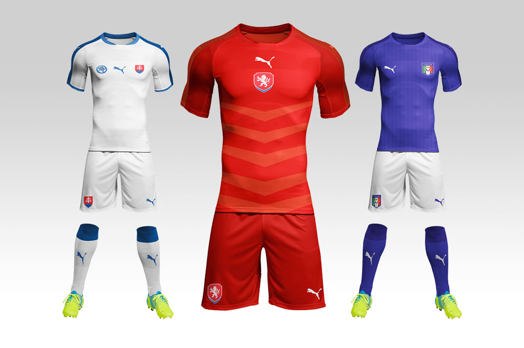 Football Soccer Kit Mockup Mockup World