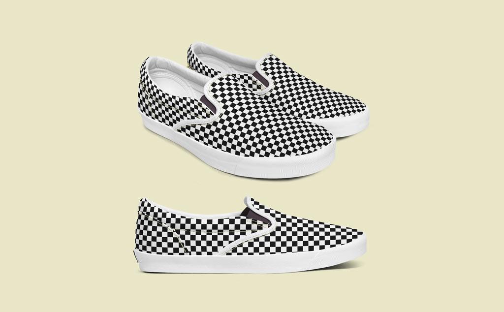 Collection of Slip on Shoes Mockups Mockup World  Mockup World