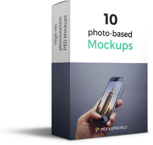 The free Mockups Bundle