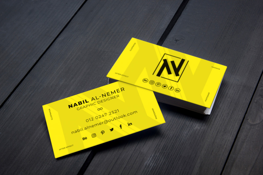 Business Cards Mockup Mockup World