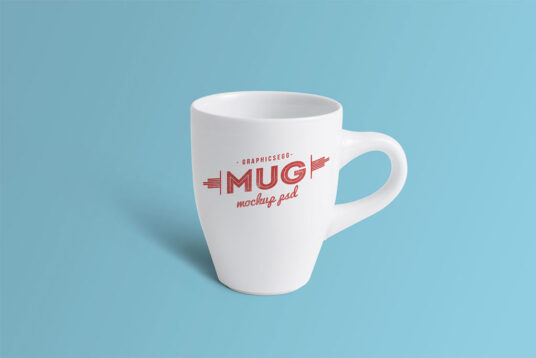 Mockup Mug Keren PSD 11