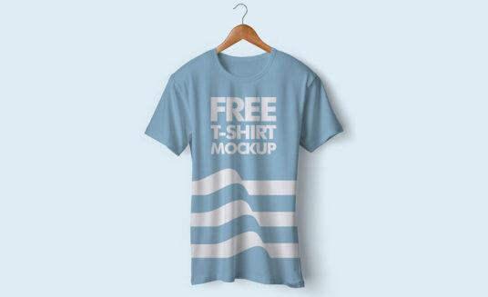 Hanging T Shirt Mockup Mockup World