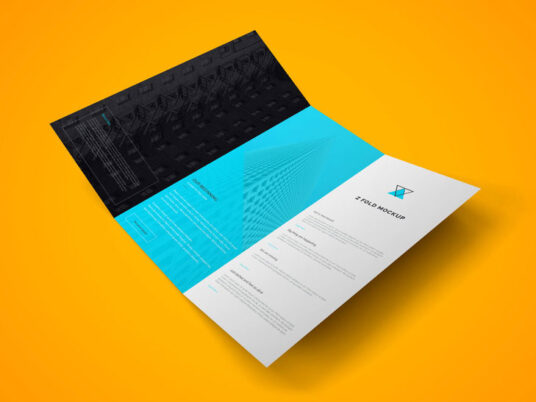 z fold brochure mockup free 536x0 c default