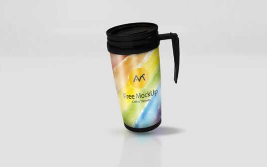 Mockup Mug Keren PSD Siap Edit 3