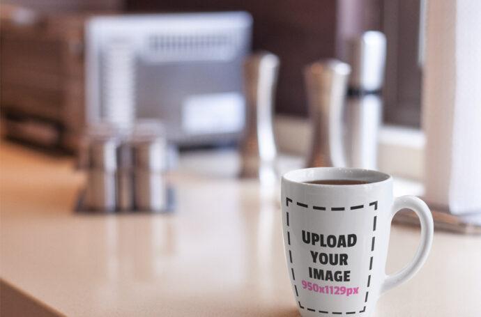 Mockup Mug Keren PSD 2
